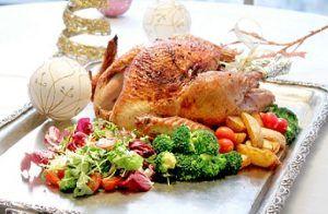 恒豐酒店:預訂聖誕及除夕自助餐有8折