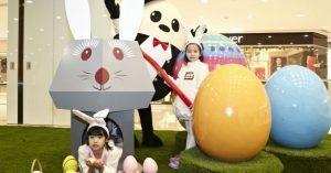 海港城︰EGGxciting Easter