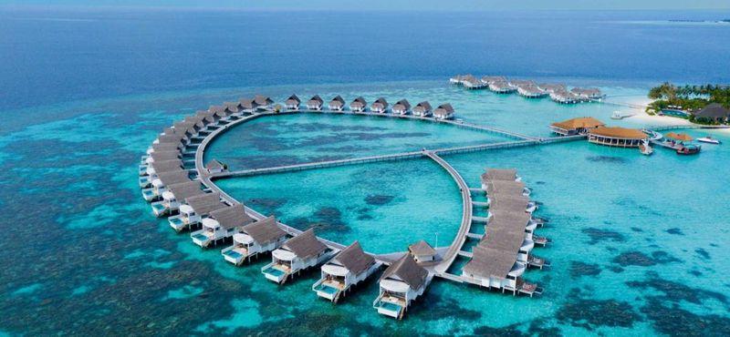 海島型:馬爾代夫、峇里島、斐濟