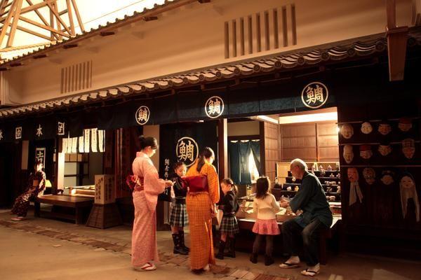 大阪今昔館