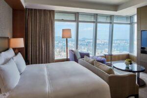 Seaview Room at the Ritz-Carlton Hong Kong