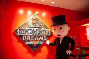 全球首間大富翁的主題館 大富翁夢想世界™