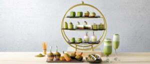 香港百樂酒店:「抹茶の味」下午茶