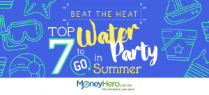 Beat the Heat: Top 7 Water Party to Go in Summer