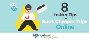 8 Insider Tips to Book Cheaper Trips Online